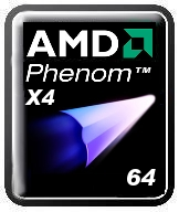 Powered by AMD Phenom